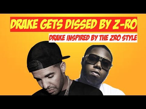 Drake Called out By Z-RO. 'Told Drake Wasnt Feeling the song' Took ZRO Style. | JordanTowerNews