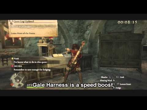 Dragon's Dogma: Dark Arisen OBSOLETE NG+ speedrun 20:57 (w/commentary) check the video description