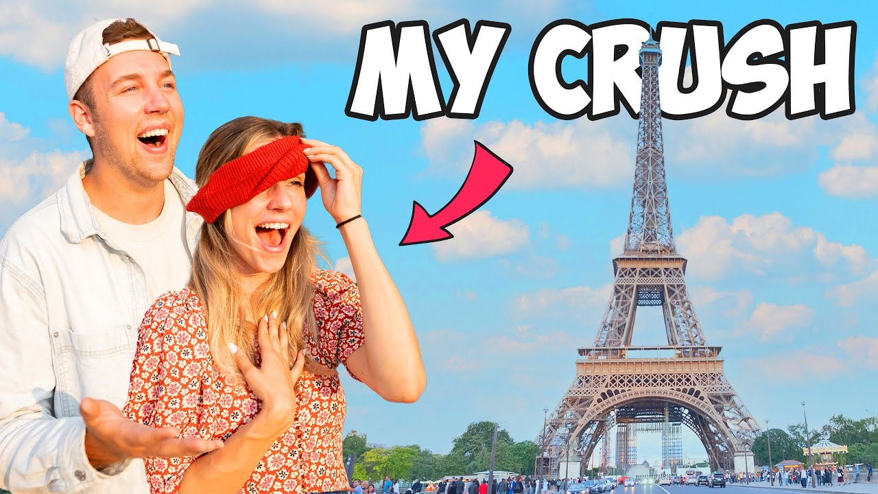 I Flew My Crush Across The World For A Dream Date!