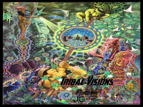 JC Delacruz - Tribal Vision (2014)   TRIBAL TECH/ TECHNO