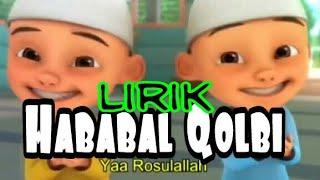 Ya Habibal Qolbi Versi Upin Ipin