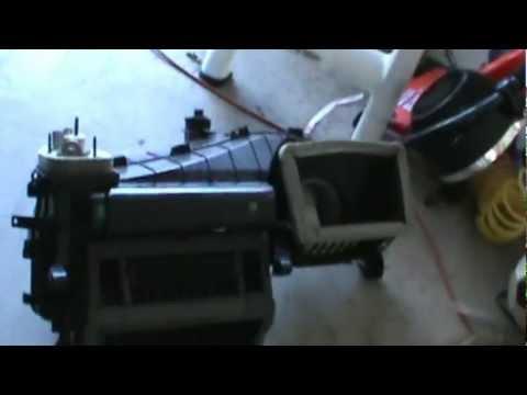 replace gm  heater hose fittings  ponti doovi