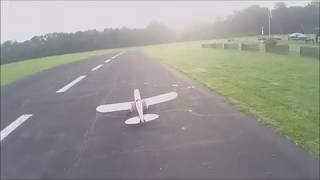 Great Planes Ryan STA 15 +years old  Two flights on 8 20 18