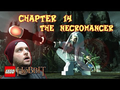 Lego The Hobbit Chapter 14: The Necromancer - Full Episode Gameplay Playthrough