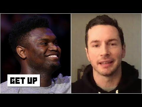 JJ Redick Talks The NBA's Return And Zion's Hall Of Fame Potential | Get Up
