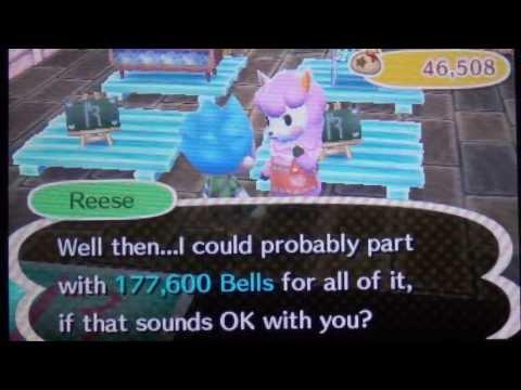 Animal Crossing: Over 400,000 Bells in 30 mins!!!