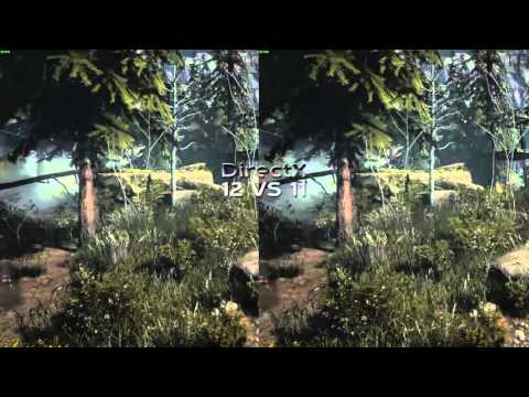 RISE OF THE TOMB RAIDER – DIRECTX 12 VS DIRECX 11 REVIEW / PERFORMANCE BENCHMARK / 1440p