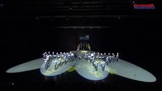 Showband Takostu tijdens Taptoe Groningen 2018