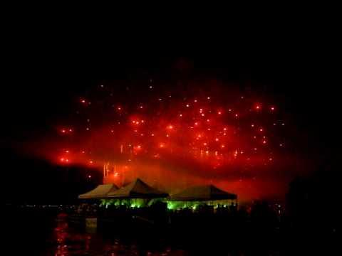 Zurich Musical Firework.