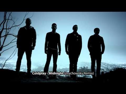 Coldplay - Midnight (V.S.O. aka psychowsky Remix)