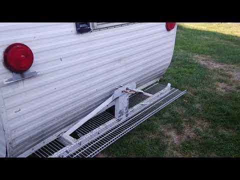 1965 Pathfinder 10ft Camper Lucy