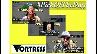 #pickoftheday W/marque Edwin Bill John & Candi - Pin