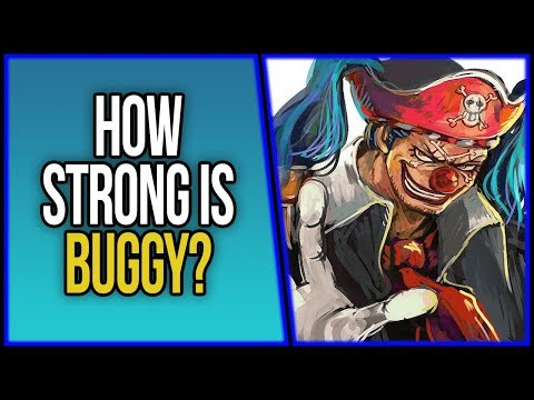 Could Buggy be Stronger Than We Think? | How Strong is Buggy the Clown? | ワンピース