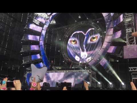 Galantis Live at Ultra Music Festival Japan 2016