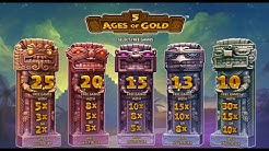 5 Ages Of Gold Bonus Feature (Playtech)(BIG WIN)