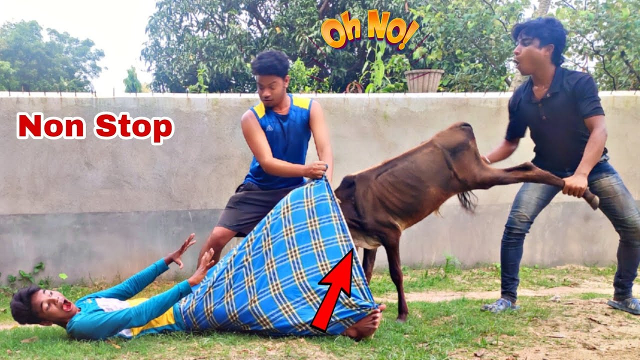 Non stop TRY TO NOT LAUGH CHALLENGE Must watch new funny video 2021_by fun sins। comedy video।ep97