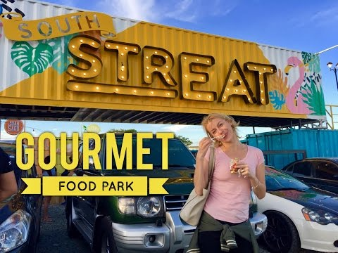 South StrEat Gourmand Container Park Tour and Overview by HourPhilippines.com