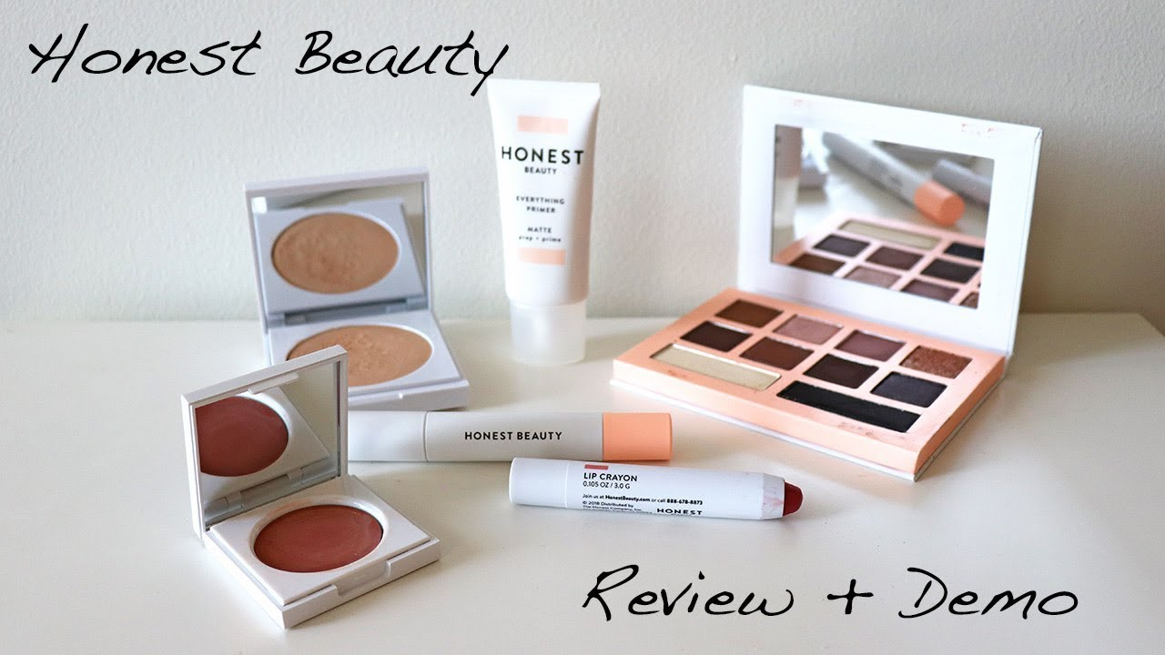 New Honest Beauty Review Demo Youtube