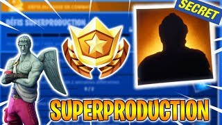 SECRET FORTNITE ETOILE SUPERPRODUCTION WEEK 3/4!