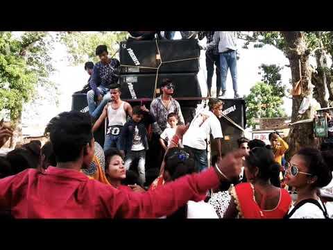 Dj Krishna Hazaribag.. Bharat Special Setup Girl's Dance Moments  It's Dj Shashi Dhanbaad Styal..