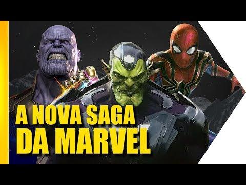 Invasão Secreta: A nova saga da Marvel nos cinemas | TEORIA NERD
