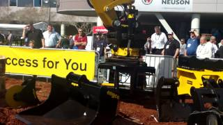 Video still for Engcon at ConExpo 2014