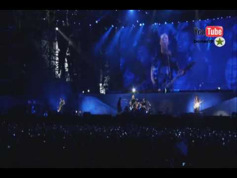 METALLICA NOTHING ELSE MATERS [Live Mexico City DVD 2009]