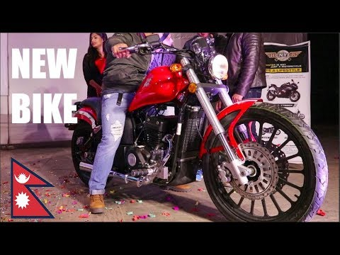 NEW HUNTER Bike Launch Event |Nepal|