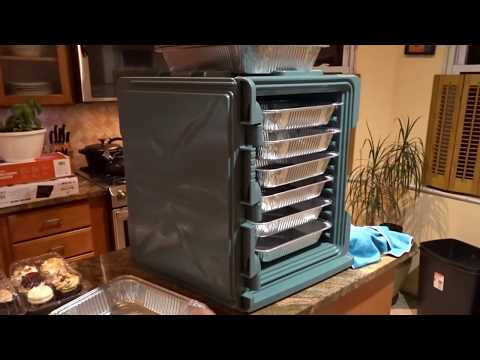 SDSBBQ - Cambros - What I Use For Food Transport When Catering