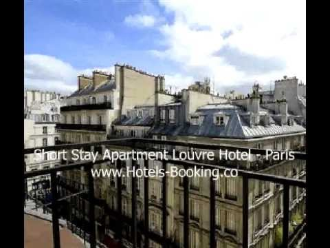 Short Stay Apartment Louvre Hotel - Paris