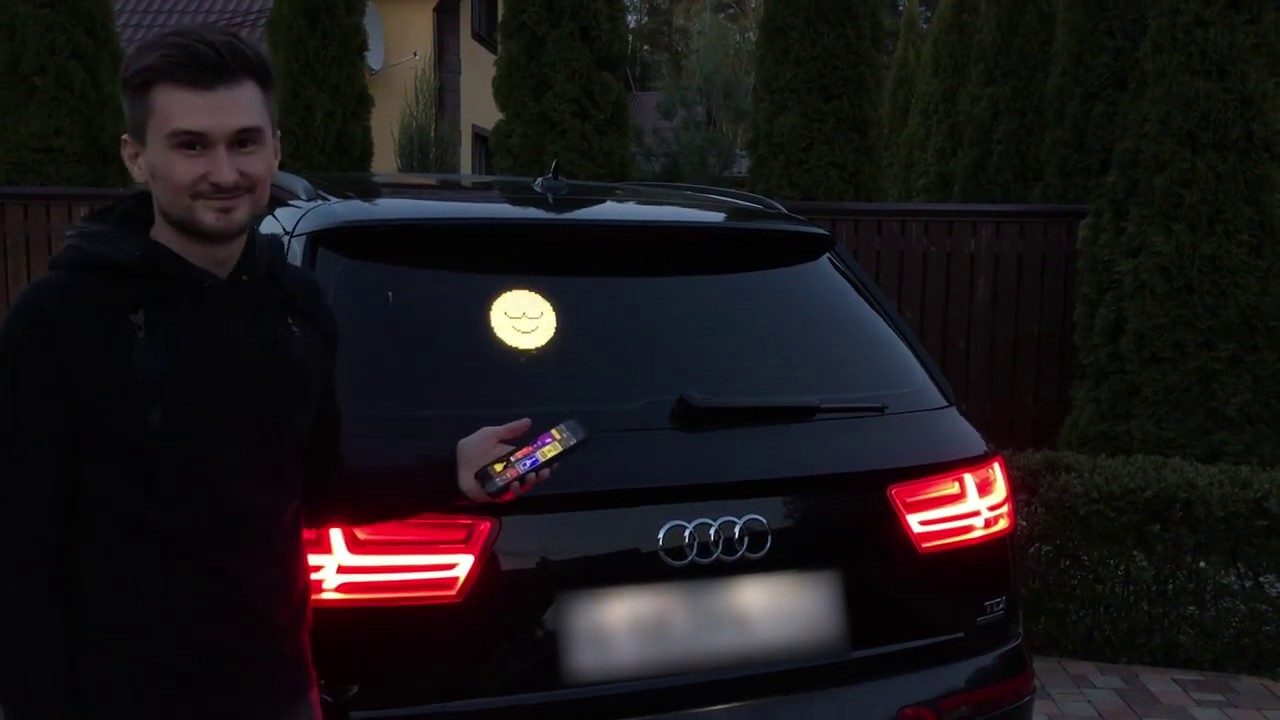 Indiegogo Mojipic The First Voice Controlled Emoji Car Display