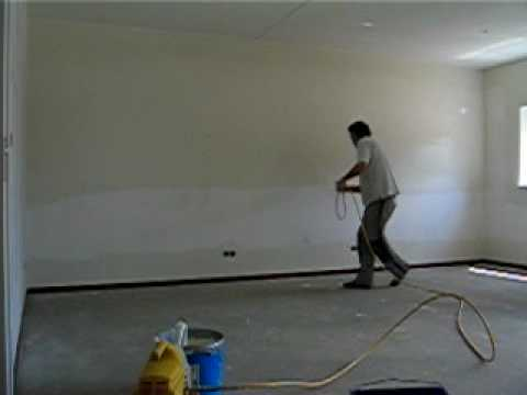 airless wagner project pro 117 youtube. Black Bedroom Furniture Sets. Home Design Ideas