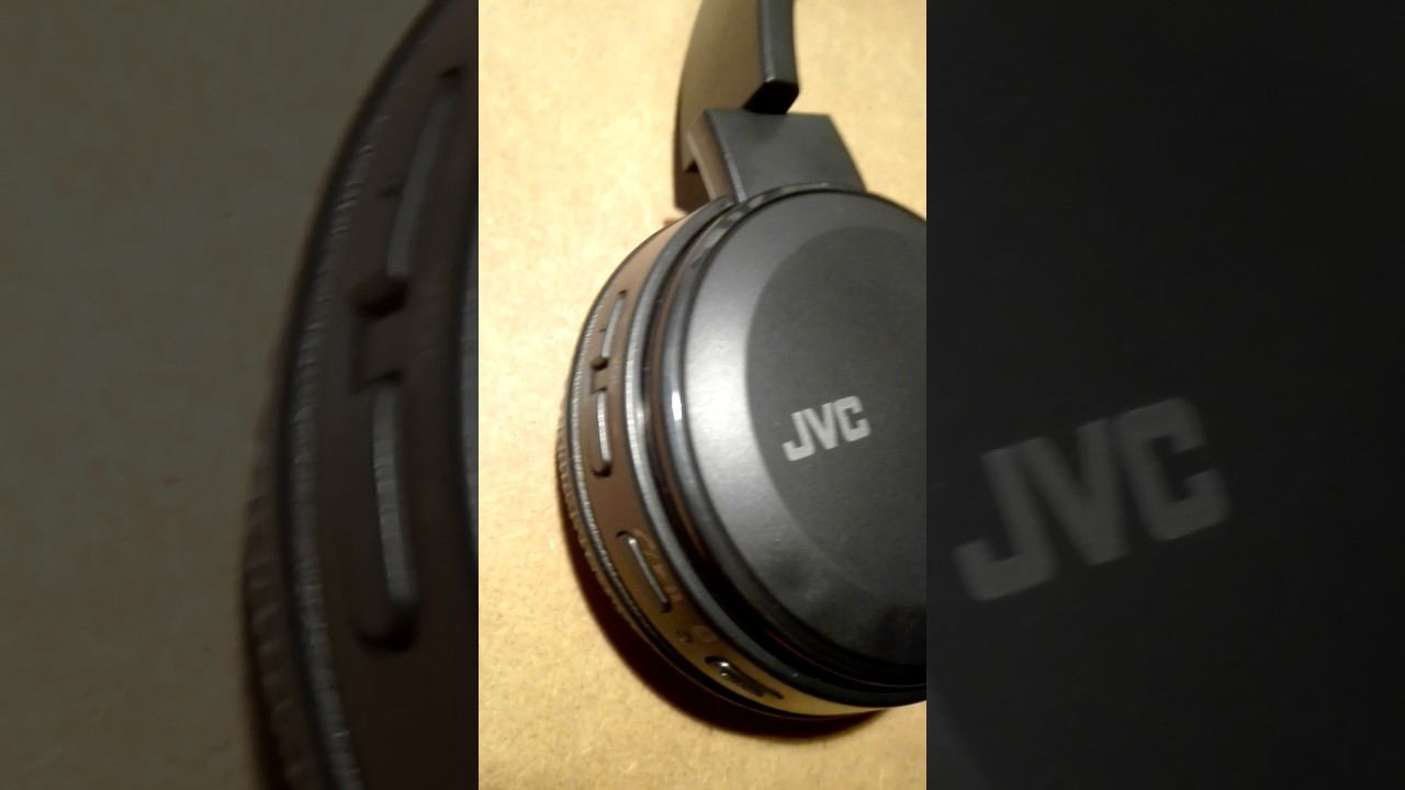 JVC HA-S30BT - Wireless headphone - YouTube f15ee60802