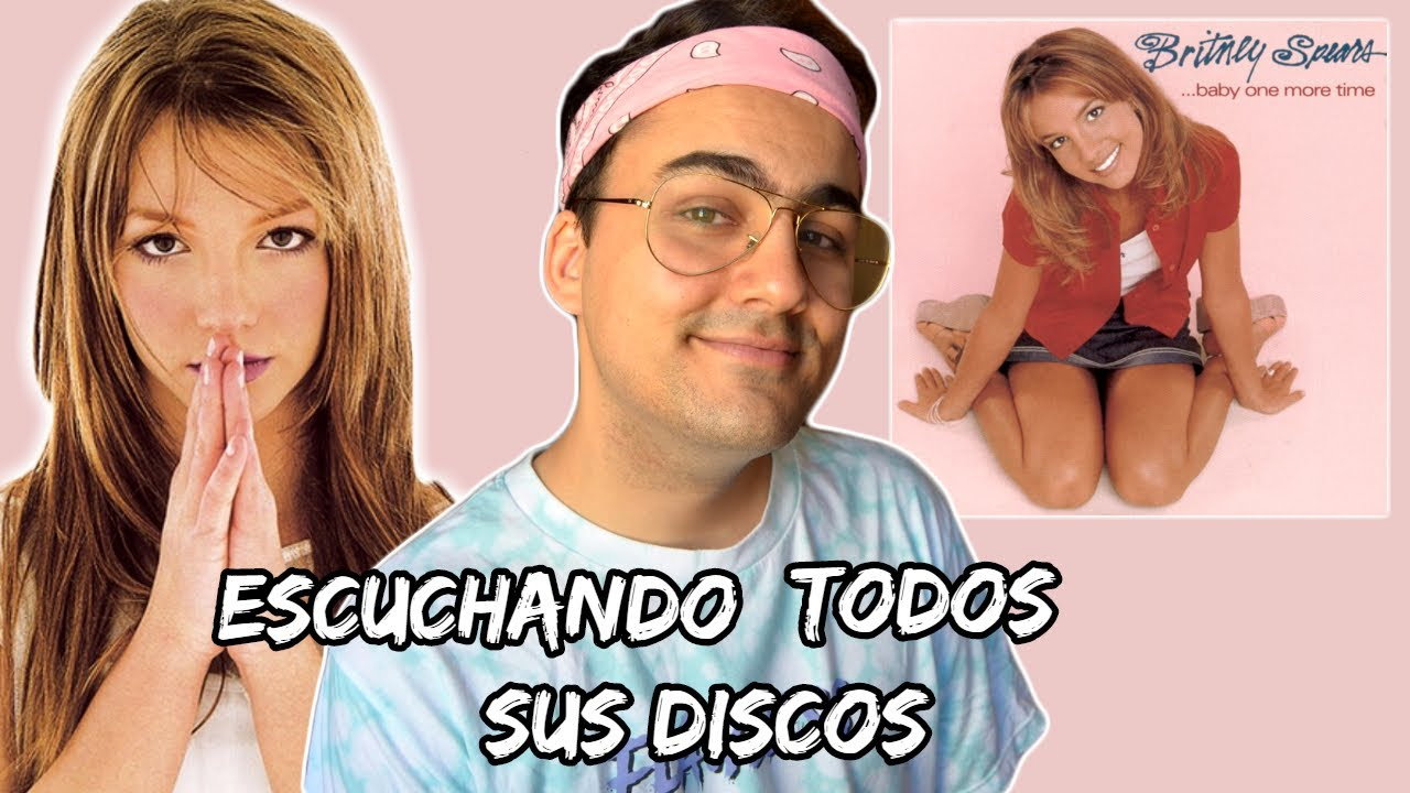 DiscoMaratón 💿 Britney Spears #1 - ...Baby One More Time | JJ