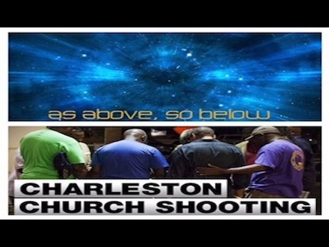 The Charleston Church Shooting, Negative Imagery, and The Quantum World by Minister Ju & Anpu