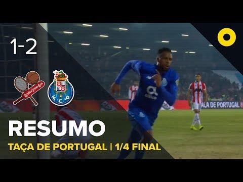 Leixões 1-2 FC Porto | SPORT TV