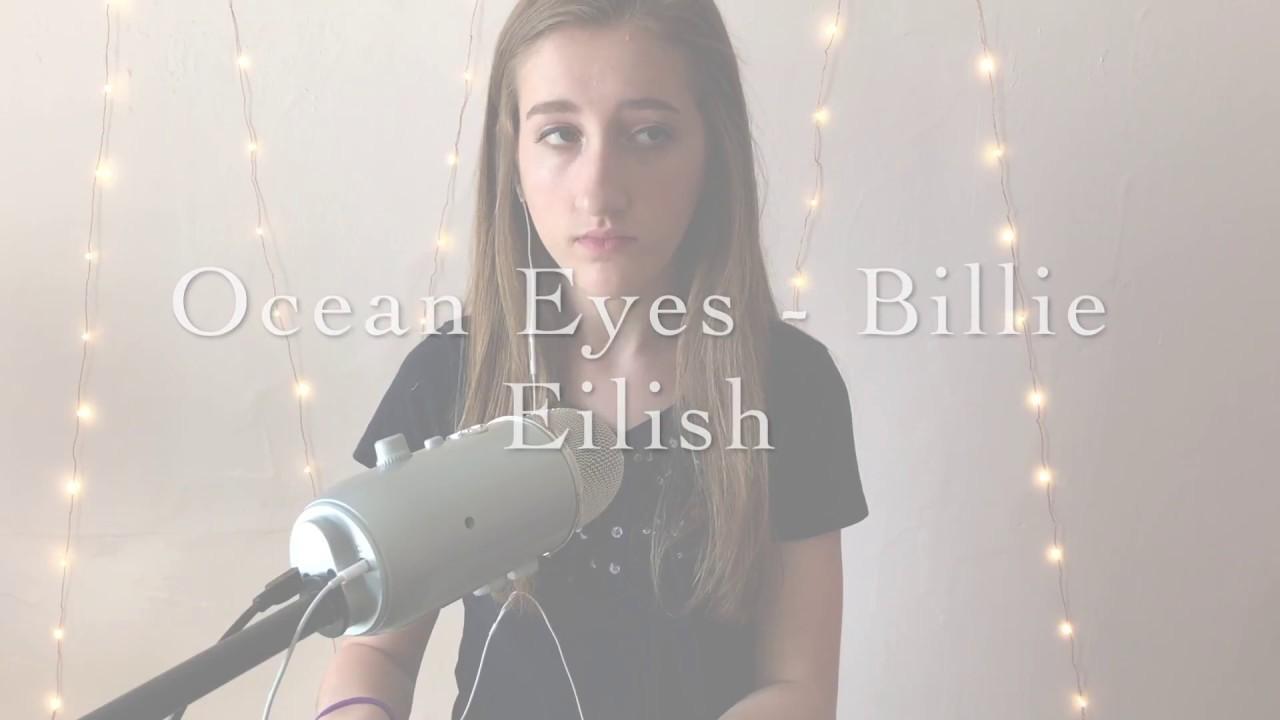 Ocean Eyes - Billie Ei...