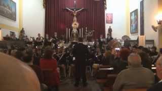 Banda Cruz Humilladero - Concierto de Marchas (29/3/2014)