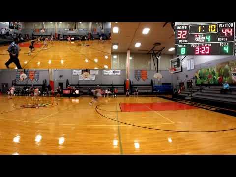 TAHS Girls Basketball vs. Wyoming Area