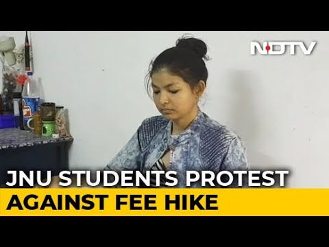 'May Not Be Able To Get A JNU Degree,' Say Students On Fee Hike