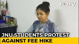 """May Not Be Able To Get A JNU Degree,"" Say Students On Fee Hike"