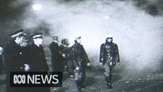 Violent clashes as South African rugby team visits Adelaide (1971) | RetroFocus