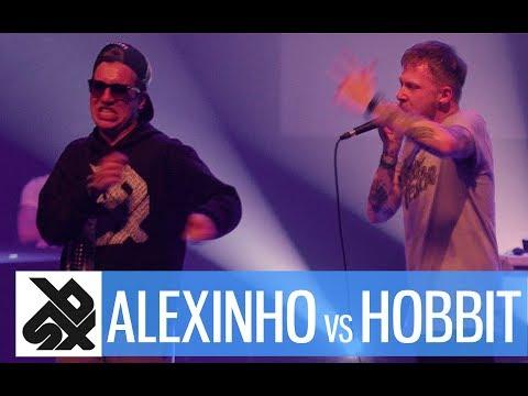 ALEXINHO vs HOBBIT |  Florida Beatbox Battle 2017  |  Final