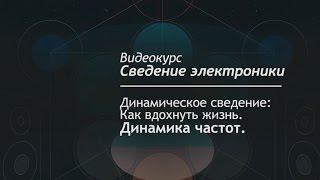 Сведение электроники: динамика частот. Ableton Live сведение трека