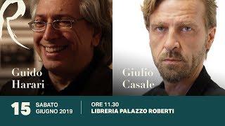 Guido Harari e Giulio Casale,