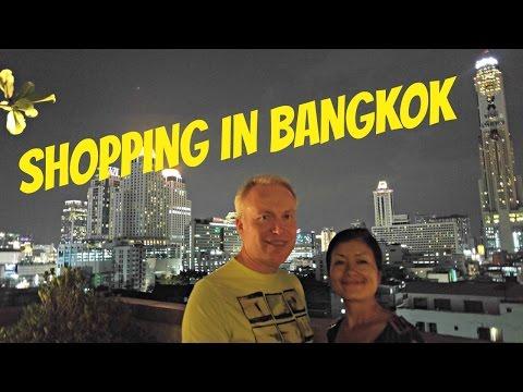 Thailande - 25 Novembre -  Shopping in Bangkok: Pantip Plaza, Pratunam