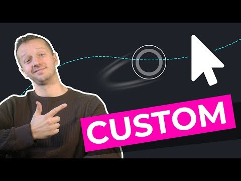 Creating Custom Cursors - CSS Only, And JavaScript!