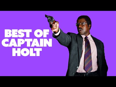 Best of Captain Holt - Brooklyn Nine-Nine | Comedy Bites