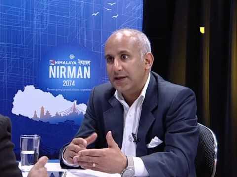 Nepal Nirman 2074 with Deepak Raj Joshi (CEO, Nepal Tourism Board )