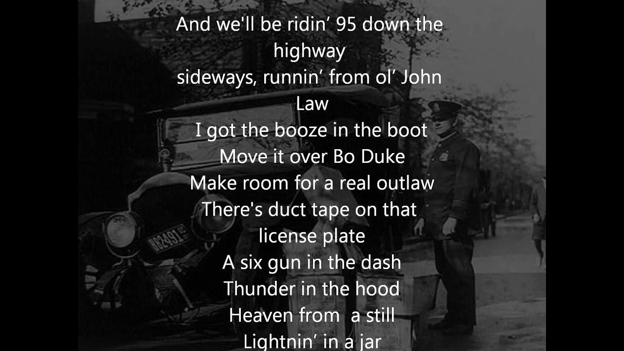 Lyrics to hell on wheels